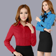 office uniform designs for women korean style