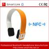 Headband/Stereo and steel speaker bluetooth headset BH23 bluetooth headset android tablet 3.0 headphones