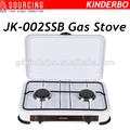 appareil de cuisine à domicile utilisation 2 brûleur cuisinière à gaz
