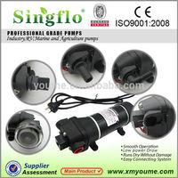 SINGFLO 17L/min 40psi 110V AC rv water pumps