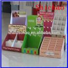 Paperboard display shelf ,corrugated rack ,luggage carrier accept OEM Shanghai Manufacturer