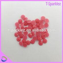 colorful acrylic resin hotfix rhinestones