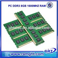Different types of motherboard 512mb*8 8gb ddr3 for desktop