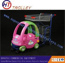 Children Hand Cart Shopping Mall Kids Car for Renting