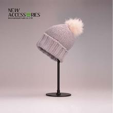 best child's lurex fur hats