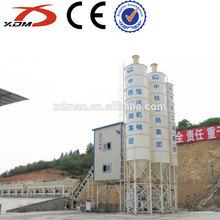 Portable Concrete Mixer Plant Factory HZS50