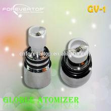 best new 2014 high quality health glass globe GV2 and GV5 ego glass globe vaporizer gv1