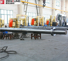 Tail shaft of ship certificated forged marine shaft stainless steel shaft forgings