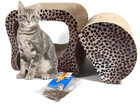 2014 New Products Cat scratcher, corrugated cardboard cat scratcher pet products
