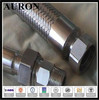 AURON single axial stainless steel bellows/ASTM din Corrugated expansion joint/compensator