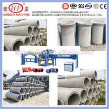 HONGFA BRAND Concrete Pipe making machine Prestressed Concrete Metal Corrugated Pipe Making Machine