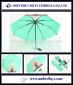 Um projeto criativo três dobrar guarda-chuva de novos produtos da novidade