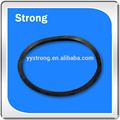 oem de silicona transparente anillo de junta con diversos materiales
