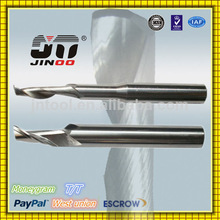 JINOO manufacture end mill cnc tungsten solid carbide concave milling cutter