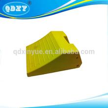 Heavy Duty Off-Road Urethane Wheel Chock, 120 ton Load Capacity