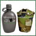 agua cantina militar cubierta botella de agua cubierta