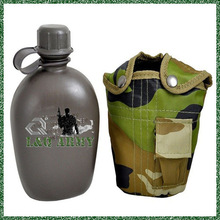 Water Canteen Cover Military Water Bottle Cover
