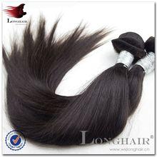 WXJLonghair:100% Unprocess 5a Hair russia virgin human hair straight