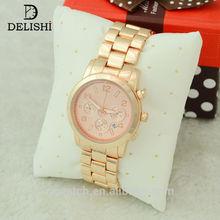 GH-M101 2014 china watch factory , alloy vogue watch, best women watch brand