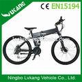 26/29 pollici tubolare nascosta al litio batteria mountain bike elettrica