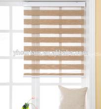 manual polyester zebra blind 2014