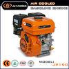Mini single cylinder petrol kerosene engine