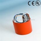 specific heat of silicon oil