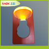 LED PS promotion card light good for promotion gift