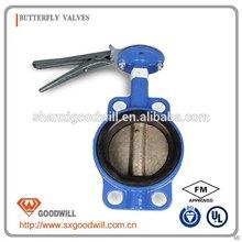 ductile iron non rising stem gate valve