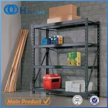 Foldable storage industrial mini mart shelving system