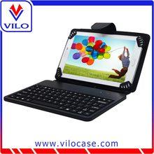 2014 hot new fancy leather keyboard case 12 inch tablet