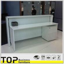 Manufacture Sale Commercial Furniture Modern Design Reception Desks