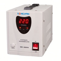 Water Surge Protector, relay type automatic voltage regulator, linear mode