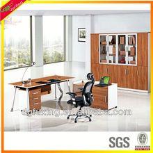 office furniture High gloss laminate office desk,Ecological board Office desk Manufacture