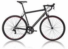 700C 16 speeds Black road bikes chinese sport bikes