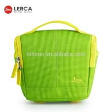 Fashion WaterProof Colorful 420D Nylon Digital Green Unique Camera Bag