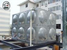 2014 EURO UN certificate 10000 gal stainless steel water storage tank