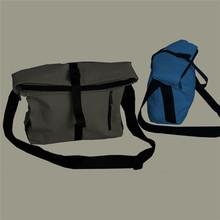 custom make designer vintage shoulder man genuine canvas messenger bag
