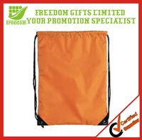 Promotional Gifts Reinforced Corners Non-Woven Drawstring Bag