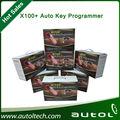 Profissional x100 auto programador chave, x100+ auto-chave fabricante original x100+ auto programador chave do carro clone transponder máquina