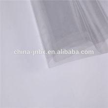 Golden manufacture Packaging Transparent Ceiling PVC rigid sheet