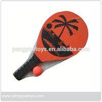 Promotional Advertising Beach Tennis Racket