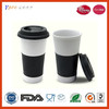 Custom Silicone Cup Sleeve and Lid For Coffee Cup Tea Cup