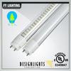 LED Tubes 120 lm 18W UL DLC listed AC100-277V high lumen 120lm/w with 5 years warranty