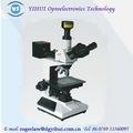 5mp usb de la cámara microscopio metalográfico con software de medición