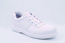 Nmsafety de camurça de couro pu injeção calçados de segurança industrial preço