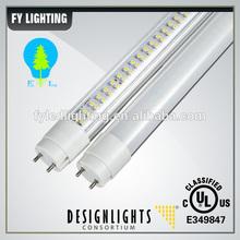 AC100-277V high lumen 120lm/w UL DLC 4 foot T8 led tubes 120 lm