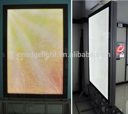 EdgeLight AF51 waterproof led light box backlit picture frame