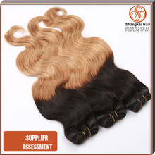 Top Quality Wholesale Price fusion extension ombre color hair extensions