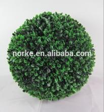 erba artificiale 30cm topiaria bosso sfera esterna